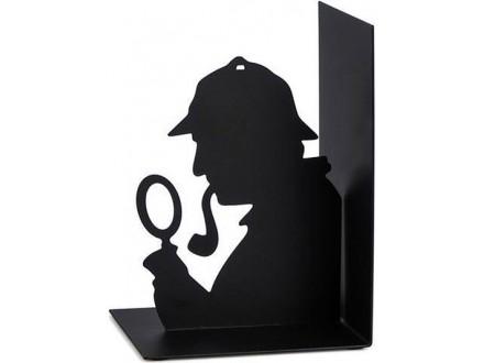 Držač za knjige - Sherlock, Black - Oscar Torrent