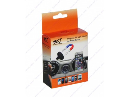 Drzac za telefon za ventilaciju magnetni