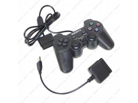 Dzojstik za PC, PS2, PS3, s kablom