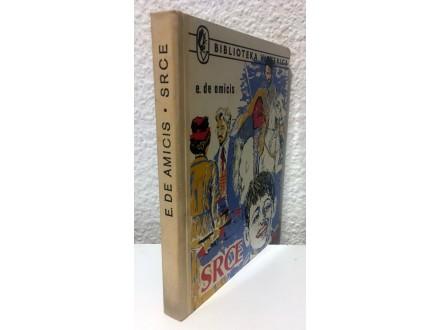 E. De Amicis - SRCE (biblioteka Vjeverica)