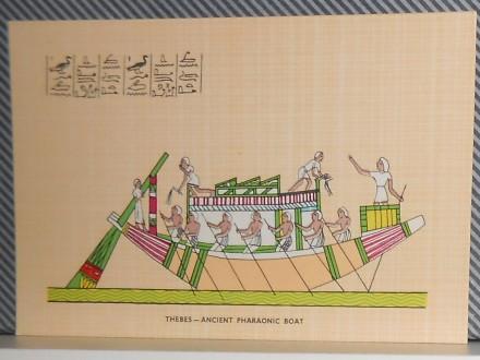 EGIPAT--HIEROLYPHIC POSTCARDS-  SET  1..10  (III-104)