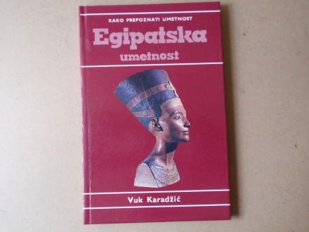 EGIPATSKA UMETNOST - Kako prepoznati umetnost