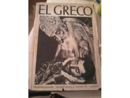 EL GRECO - 245 Tafeln - Phaidon Ausgabe