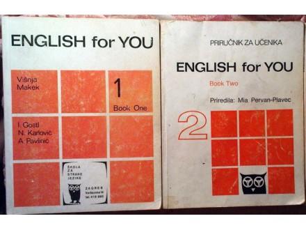 ENGLISH FOR YOU 1 – 2