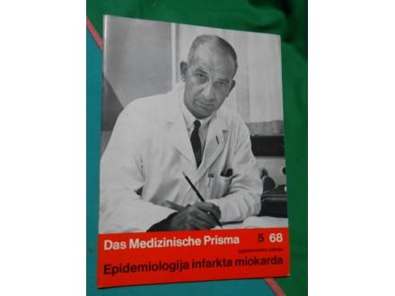 EPIDEMIOLOGIJA INFRAKTA MIOKARDA-Sigfried Heyden