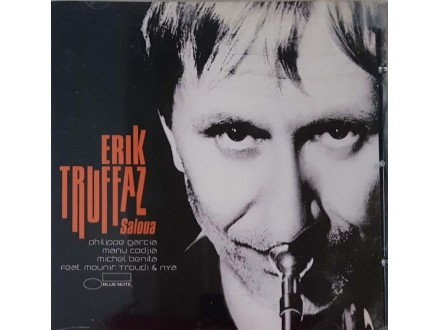 ERIK TRUFAZZ - SALOUA - CD