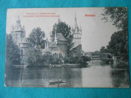 EVROPA:BUDAPEST-VAJDAHUNYAD VARRAL