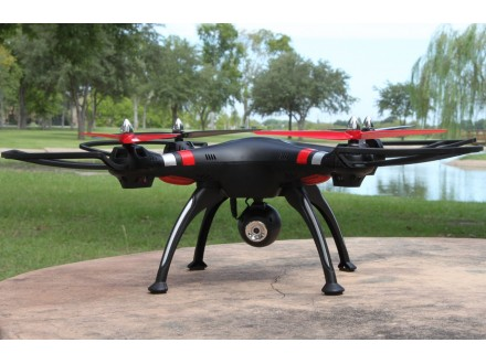 EXPLORER Dron - Veliki kvadkopter sa WIFI FPV kamerom