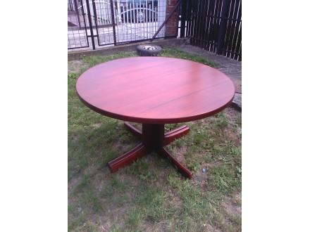 EXTRA trpezarijski sto i 6 stolica