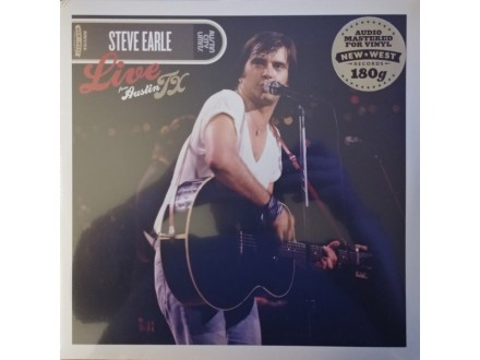 Earle, Steve-Live From Austin Tx