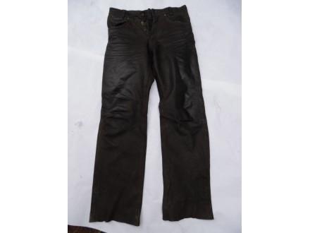 Echtess Ledder Nashwille br :34 MOTO pantalone