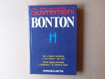 Eduard i Amalija Osredečki - SUVREMENI BONTON