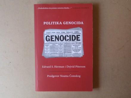 Edvard Herman / Dejvid Piterson - POLITIKA GENOCIDA