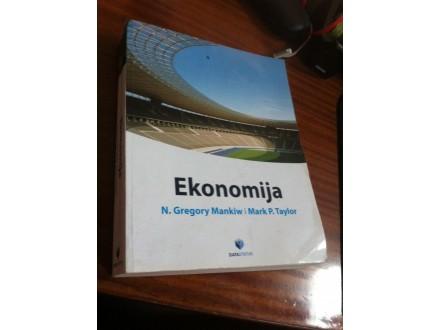 Ekonomija Gregory Mankiw Mark Taylor