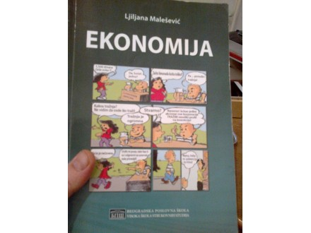 Ekonomija - Ljiljana Malešević