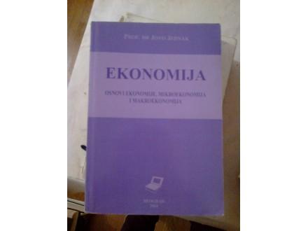 Ekonomija - prof dr Jovo Jednak