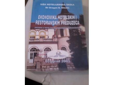 Ekonomika hotelskih i restoranskih preduzeća - Nikolić
