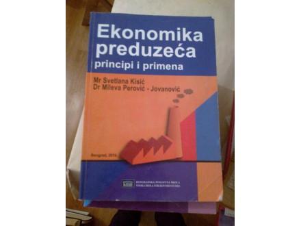 Ekonomika preduzeća - Kisić Perović-Jovanović