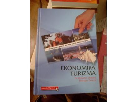 Ekonomika turizma - Unković Zečević