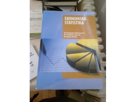 Ekonomska statistika - Mladenović; Đolević; Šoškić