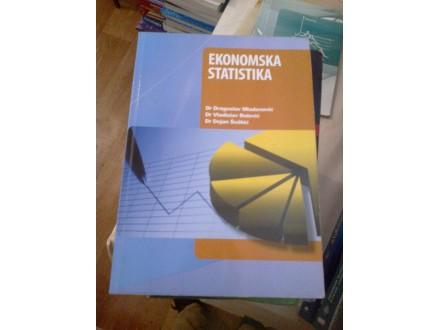 Ekonomska statistika - Mladenović, Đolević, Šoškić
