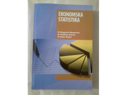 Ekonomska statistika - Mladenović Đolević Šoškić