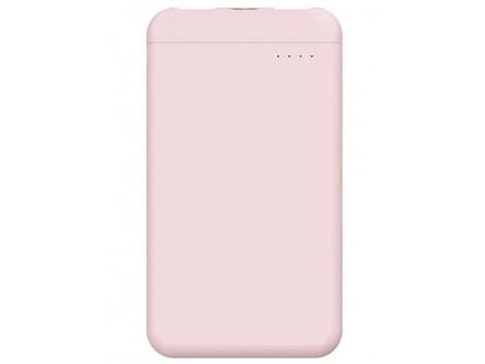 Eksterna baterija Xipin - NICE Pink, 10000 mAh