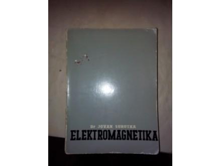 Elektromagnetika - dr Jovan Surutka