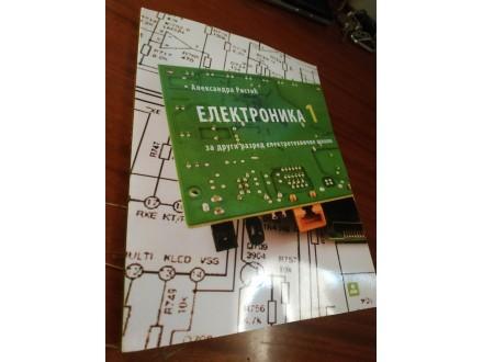 Elektronika 1 Aleksandra Ristić