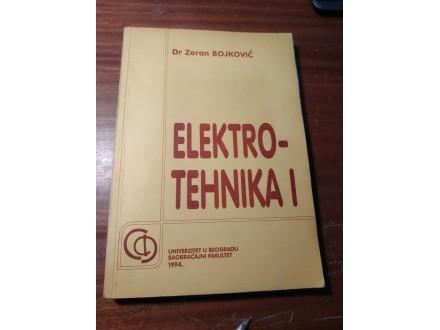 Elektrotehnika I Zoran Bojković