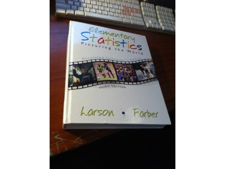 Elementary Statistics Larson Farber