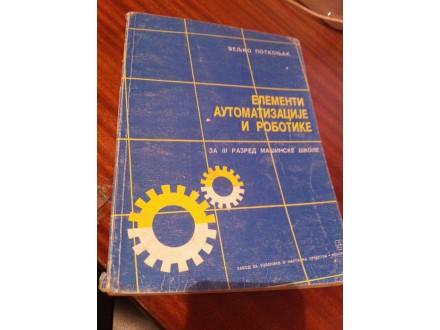 Elementi automatizacije i robotike Veljko Potkonjak
