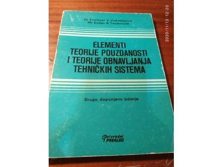 Elementi teorije pouzdanosti i teorije obnavljanja ts.