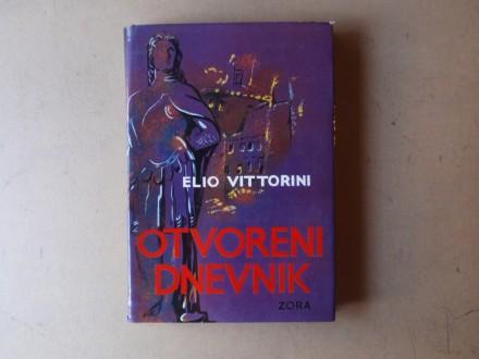 Elio Vittorini - OTVORENI DNEVNIK