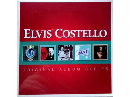 Elvis Costello- original album series