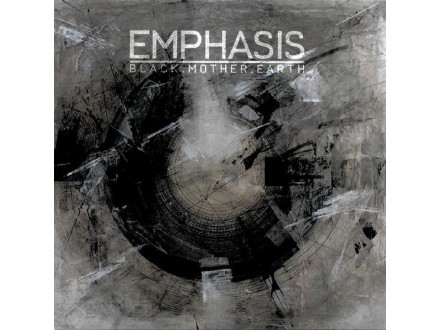 Emphasis ‎– Black.Mother.Earth (Transparent vinyl)