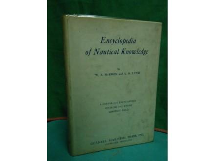 Encyclopedia of nautical knowledge-NAUTIKA