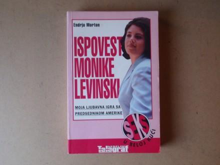 Endrju Morton - ISPOVEST MONIKE LEVINSKI