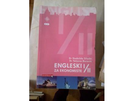 Engleski I/II za ekonomiste - Silaški Đurović