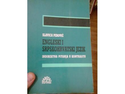 Engleski i srpskohrvatski jezik - Slavica Perović