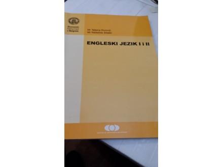 Engleski jezik I i II - Đurović Silaški