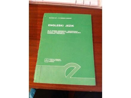 Engleski jezik IV - Ilic Jankovic
