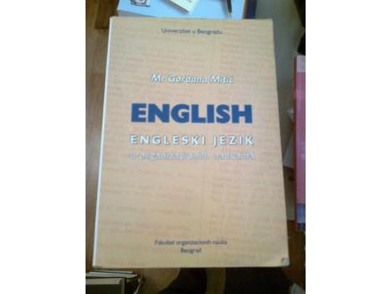 Engleski jezik u organizacionim naukama - Gordana Mitić