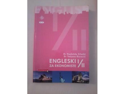 Engleski za ekonomiste I/II - Silaški Đurović