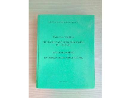 Englesko-srpski ratarsko-semenarski rečnik
