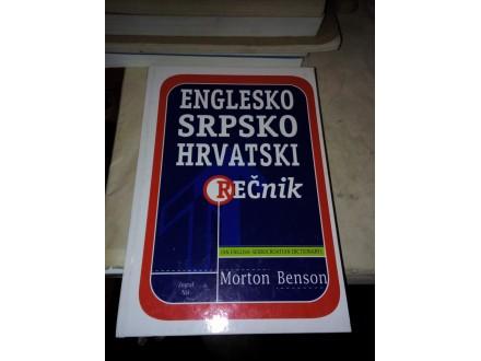 Englesko-srpskohrvatski rečnik - Morton Benson
