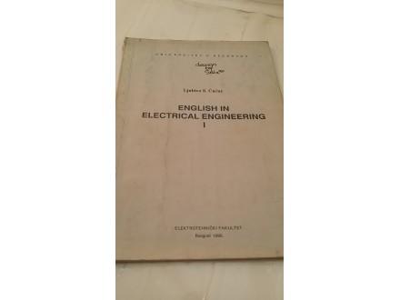 English in electrical engineering I - Ljubica S. Ćućuz