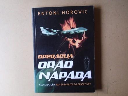 Entoni Horovic - OPERACIJA ORAO NAPADA
