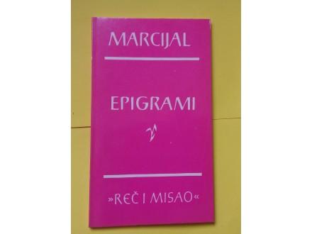 Epigrami - Marcijal