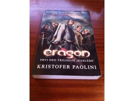 Eragon Kristofer Paolini
